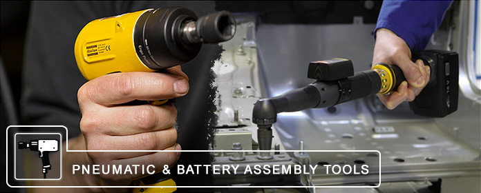 Pneumatic & Battery Assembly Tools