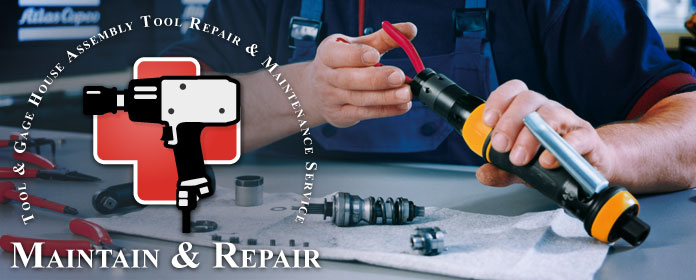 Assembly Tool Maintenance & Repair Service