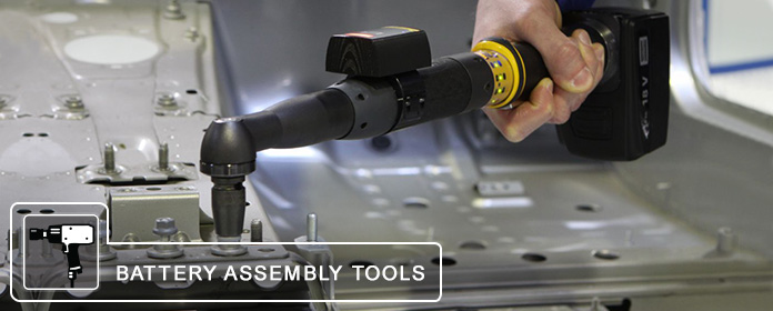 Assembly Tools: Cordless