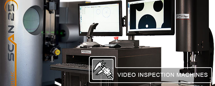 Video Inspection Machines