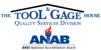 The Tool & Gage House Quality Services Division