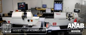 Quality Services 17025 Accredited
