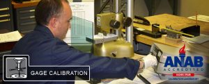 Quality Services Gage Calibration